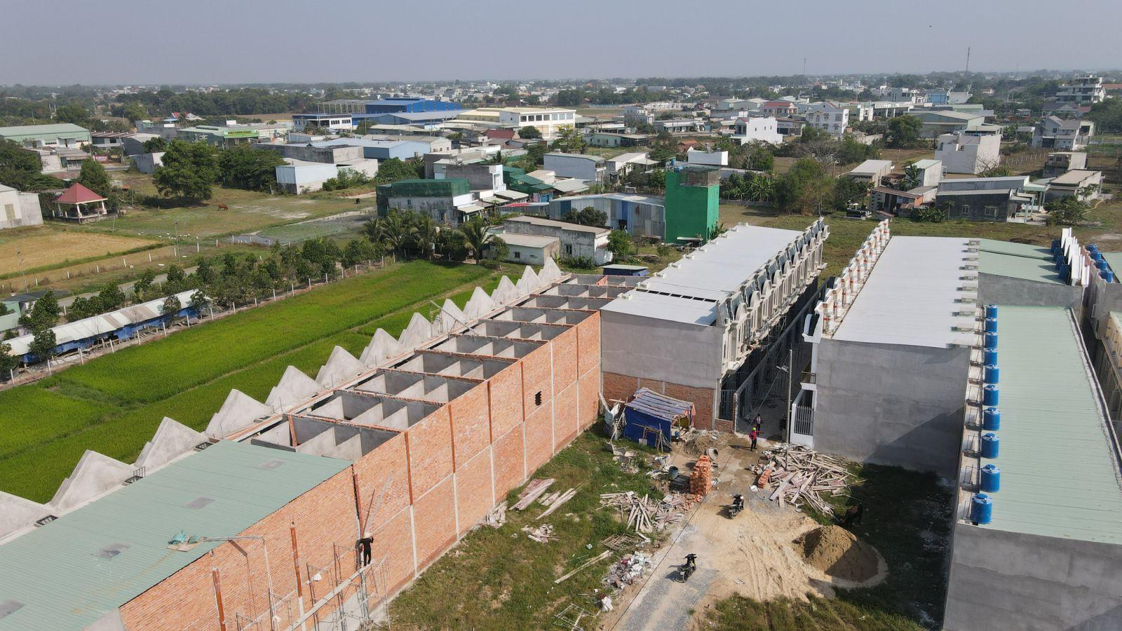 dự án đất nền nhà phố minh đức 2021