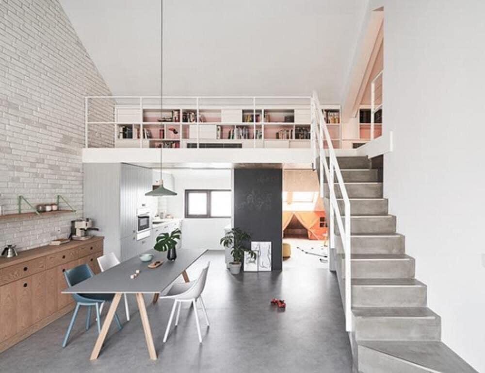 nhà mẫu căn hộ family home 2