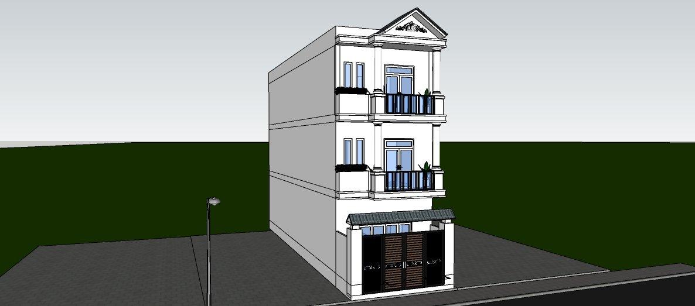 nhà phố dự án an hạ garden
