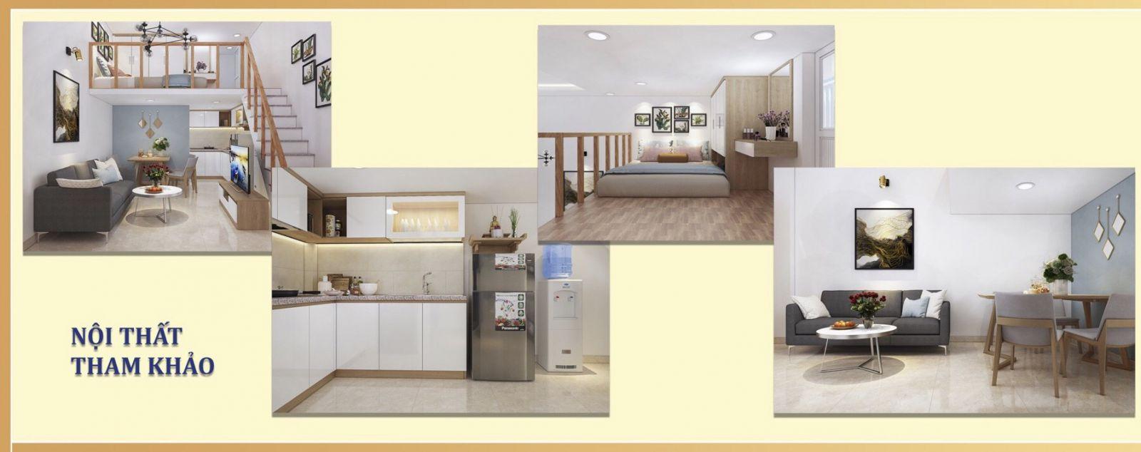 nội thất căn hộ family home